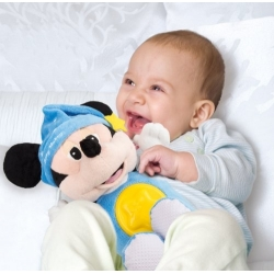 Mickey mon doudou lumineux musical