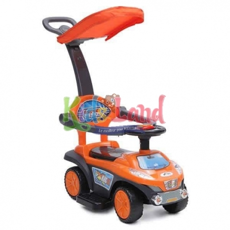 Baby Car - Orange