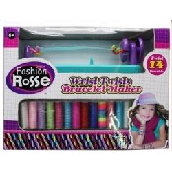 Fashion Rosse- création bracelets